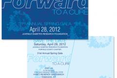 JDRF invitation 2012